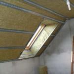 konštrukcia SDK podkrovie