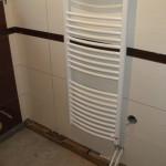 rebríkový radiátor