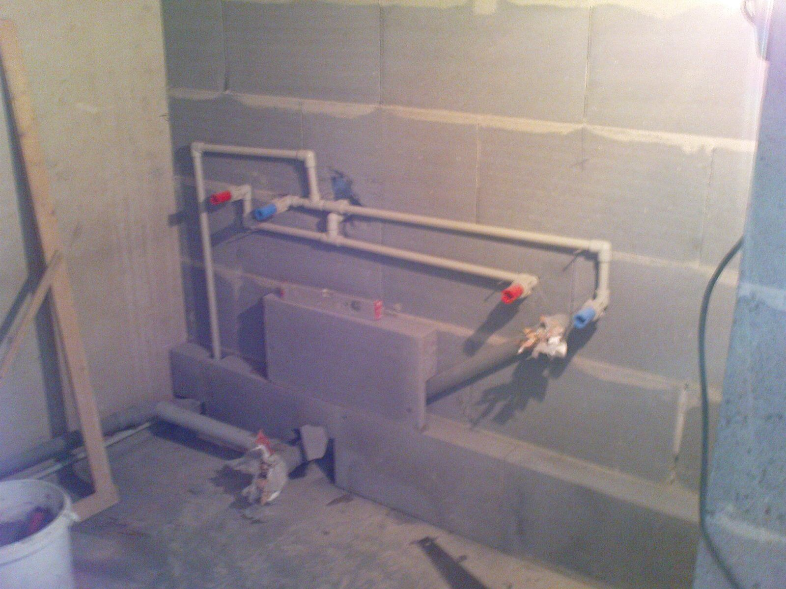 rozvod vody v byte