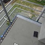 izolácia balkóna