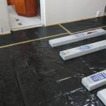 pokládka pávajúcej podlahy